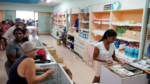 Cuba implements food rationing as economic crisis worsens