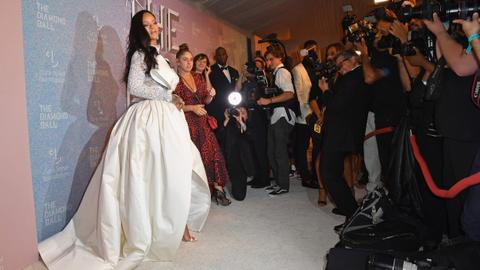 Rihanna teams up with LVMH to launch luxury fashion brand