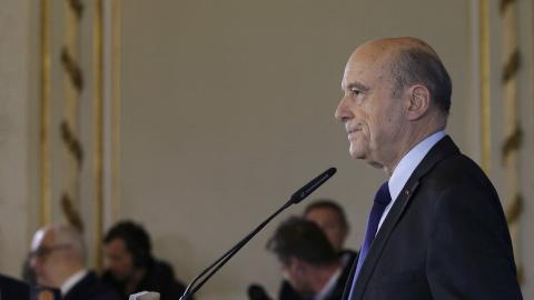 Juppe rules himself out of French presidential race
