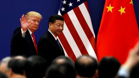 Trump defends tariffs after advisor says 'both sides' suffer