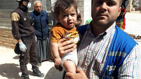 Syria NGOs prepare for 'largest ever' surge in IDPs and refugees