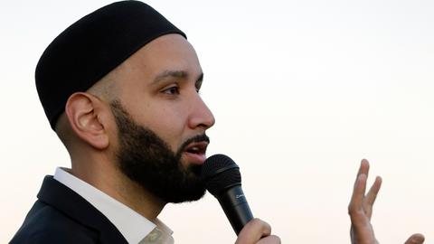 How a Muslim imam responded after being targeted by pro-Israel politicians