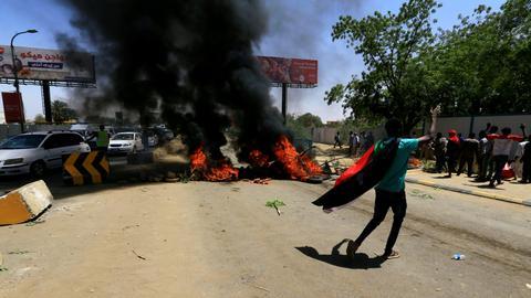 At least six dead as Sudan sees breakthrough in civil rule talks
