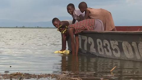 Water contamination poses danger in western Uganda