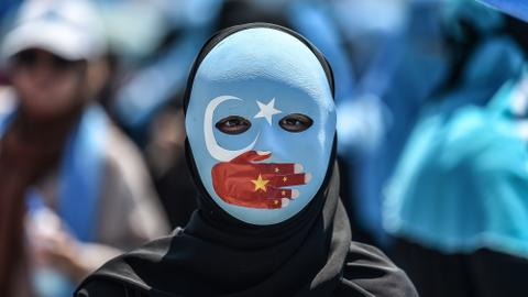How Uyghurs are silenced from sharing their suffering with the world