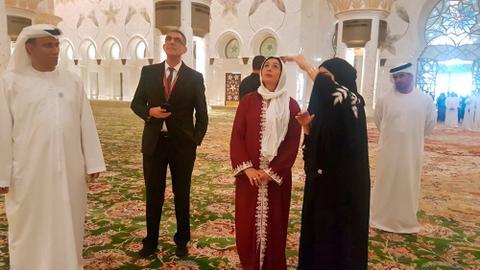 Israel-UAE rapprochement event draws fire in Washington
