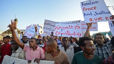 Three year transition period agreed before Sudan elections
