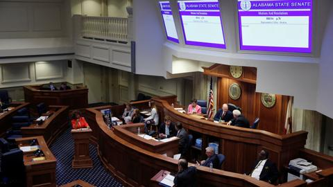 Alabama passes toughest abortion ban bill in US