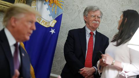 John Bolton's modern and postmodern road to war with Iran