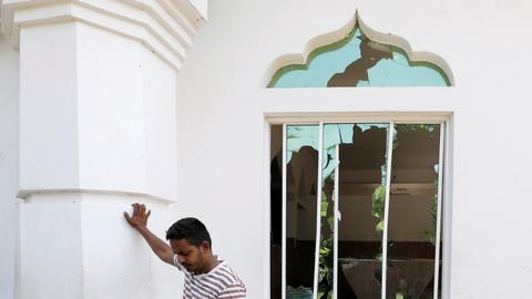 A look at Sri Lanka's history of communal tensions