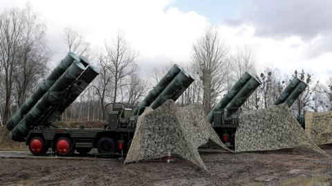 Turkey reiterates 'no delay in Russian S-400 delivery'