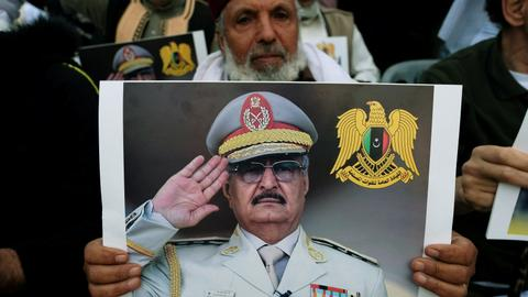 Donald Trump's support of Khalifa Haftar will sink Libya into further chaos