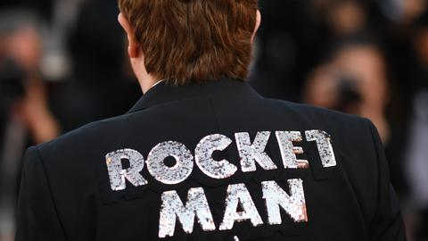 Elton John biopic 'Rocketman' blows Cannes away