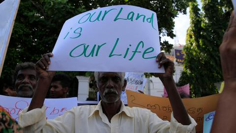 Ten years after war, some Sri Lankan Tamils may never get land back