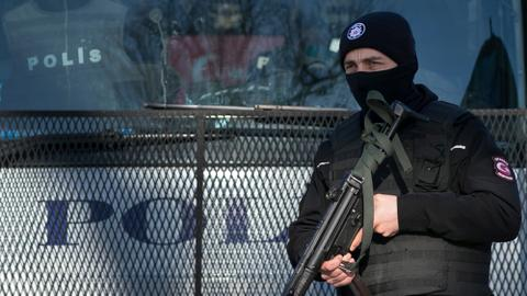 Terrorists of twin Istanbul attacks sentenced to life
