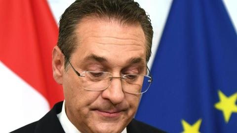 Austrian far-right Vice Chancellor resigns over video scandal