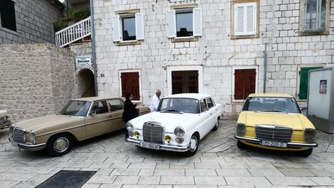 Croatian town to build Mercedes monument