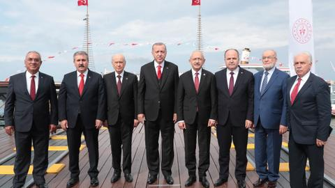 Turkey celebrates War of Independence's centenary