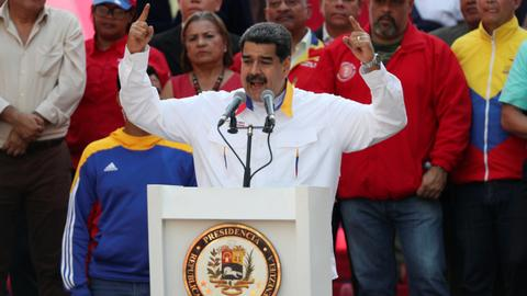 Maduro proposes early elections for National Assembly – Venezuela crisis
