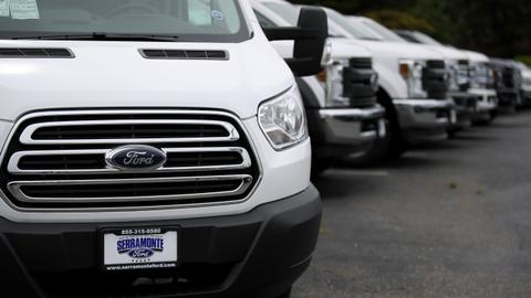 Ford to cut 7,000 jobs globally