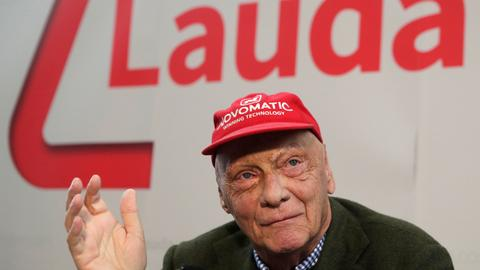 Former F1 champion Niki Lauda dies at 70