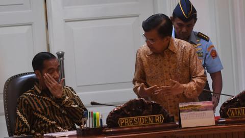 Widodo declares victory in Indonesia election