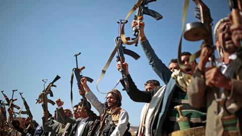 How much influence does Iran have on the Houthis?