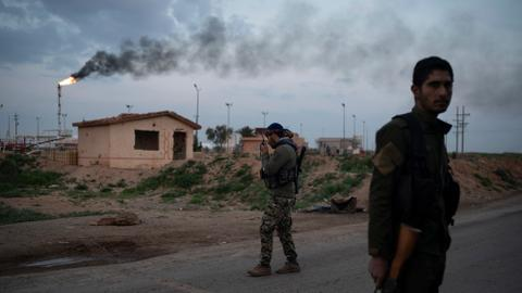 Arab tribes to resume protests against US ally the SDF post-Ramadan
