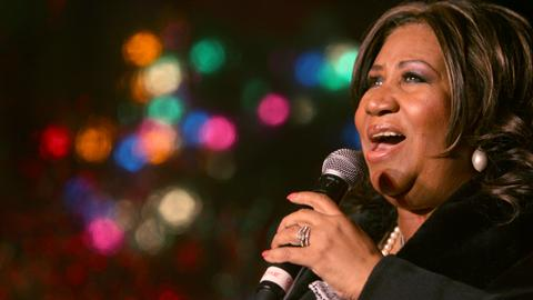 Three handwritten wills found in Aretha Franklin's home