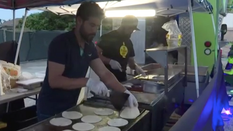 Break your Ramadan fast with freshly-served Tacos in California