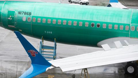 Chinese airlines seek compensation from Boeing over 737 MAX grounding