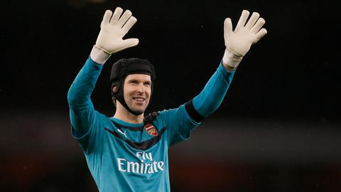 Arsenal's Cech to return to Chelsea as sporting director - British media