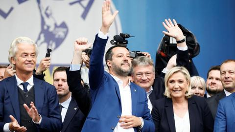European Union elections: A breakdown of Europe's nationalist parties