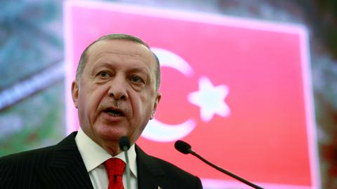 So-called advocates of justice 'deceive humanity' – Erdogan