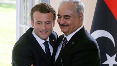 No ceasefire for now in Libya – Haftar tells Macron