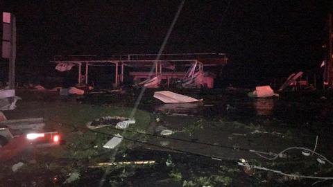 'Destructive tornado' hits Missouri, causes damage to property