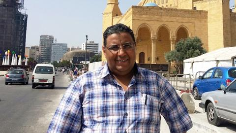 Al Jazeera journalist Mahmoud Hussein released from Egypt jail
