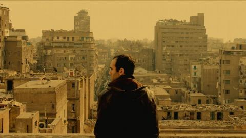 A cinematic tale of Cairo before the revolution