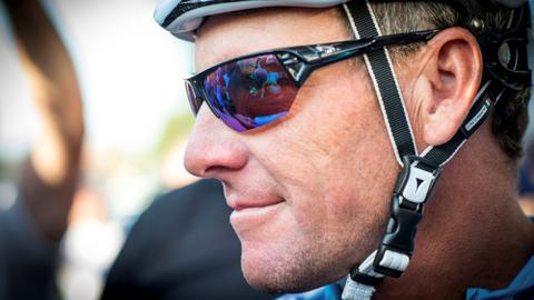 Lance Armstrong on doping past: 'I wouldn't change a thing'