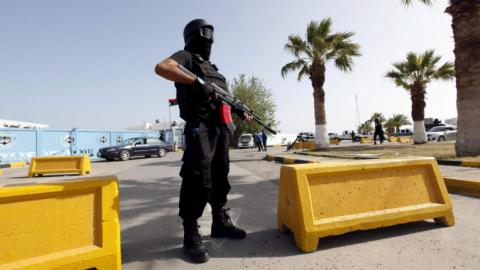 First clashes in Tripoli after French, German ministers visit