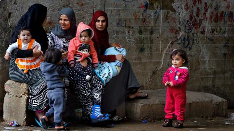 An overview of Lebanon's Syria refugee policy