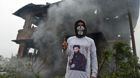 Zakir Musa: Kashmir's 'loneliest militant'