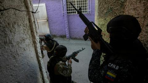 Twenty-nine detainees killed in Venezuela police station cellblock riot