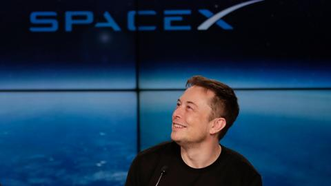 SpaceX raised over $1 billion in six months - filings