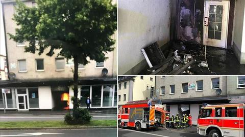 Arson attack targets mosque in Germany's Hagen