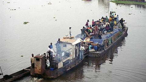 30 dead, dozens missing in DR Congo boat accident - mayor
