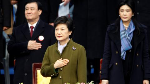 South Korean court removes President Park from office
