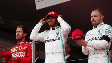 Hamilton wins Monaco Grand Prix in the spirit of Lauda