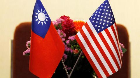 China bridles at rare meeting between Taiwan and US security officials