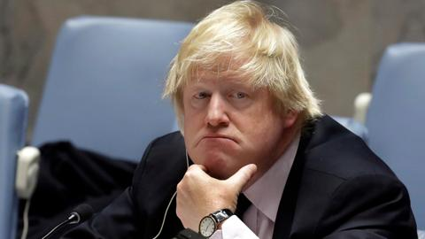 Boris Johnson as British prime minister would be catastrophic
